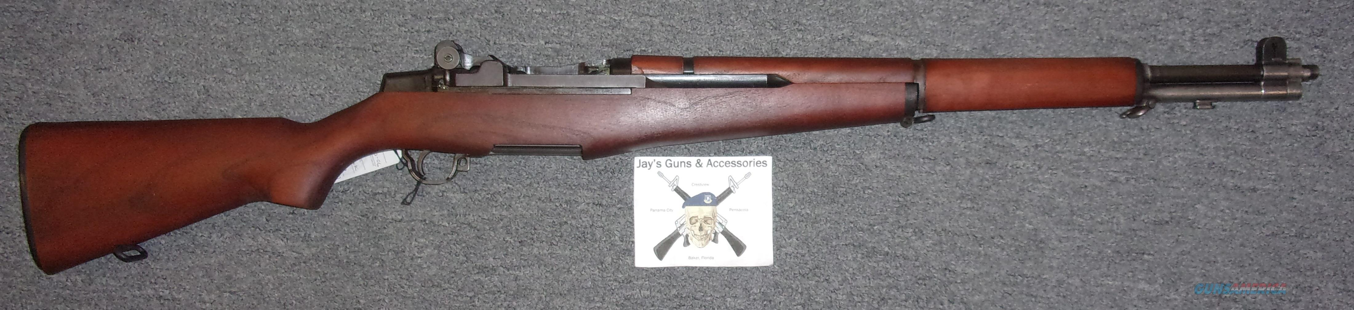 Winchester M1 Garand  Guns > Rifles > Winchester Rifles - Modern Bolt/Auto/Single > Autoloaders