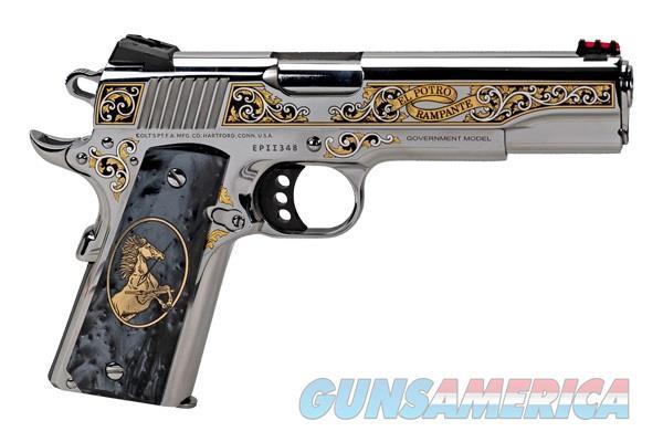 Colt El Potro Rampante (O1073CCS-EPII) #257 of 501  Guns > Pistols > Colt Automatic Pistols (1911 & Var)
