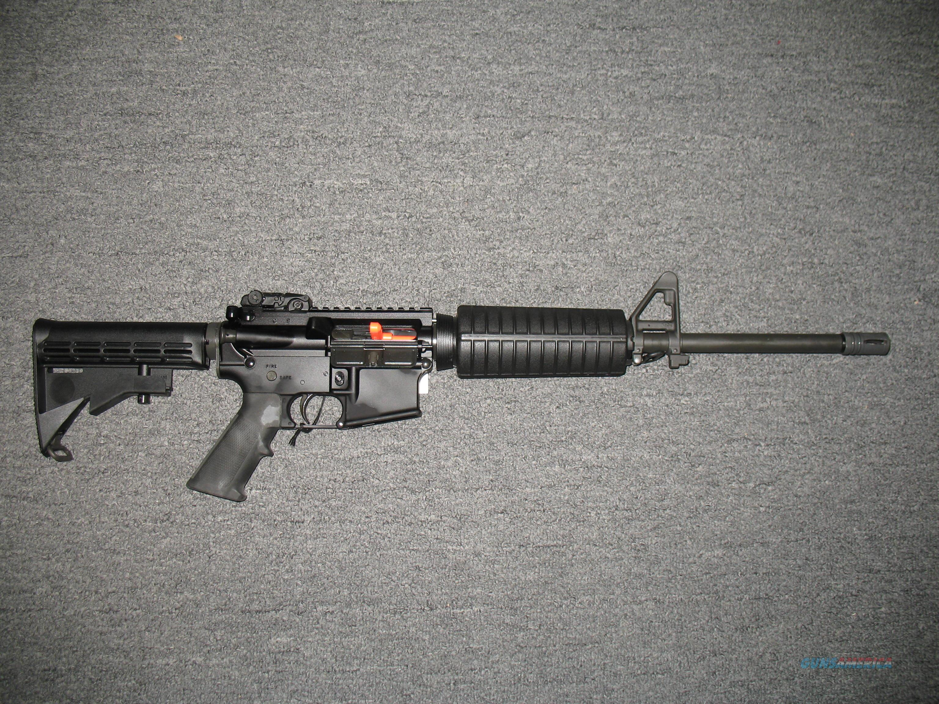 AR-15 A3 Carbine (AR6721)  Guns > Rifles > Colt Military/Tactical Rifles