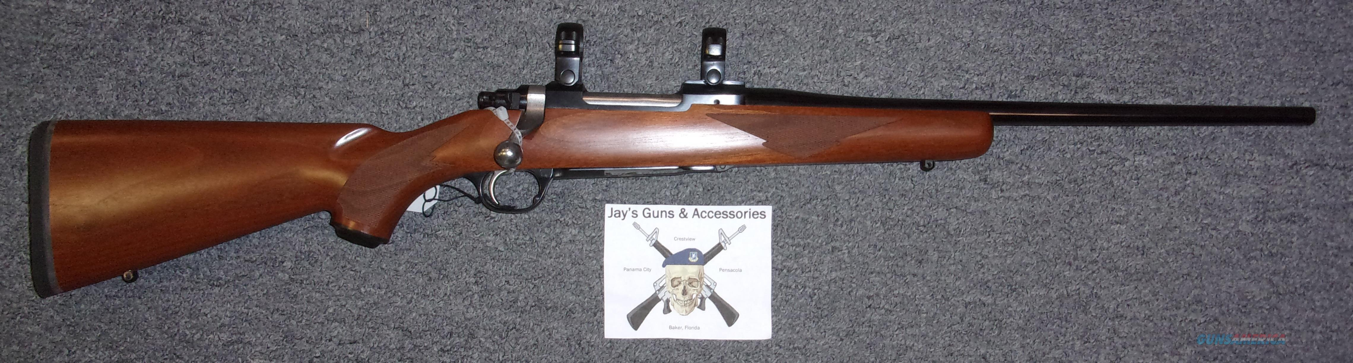Ruger M77 Hawkeye Compact  Guns > Rifles > Ruger Rifles > Model 77