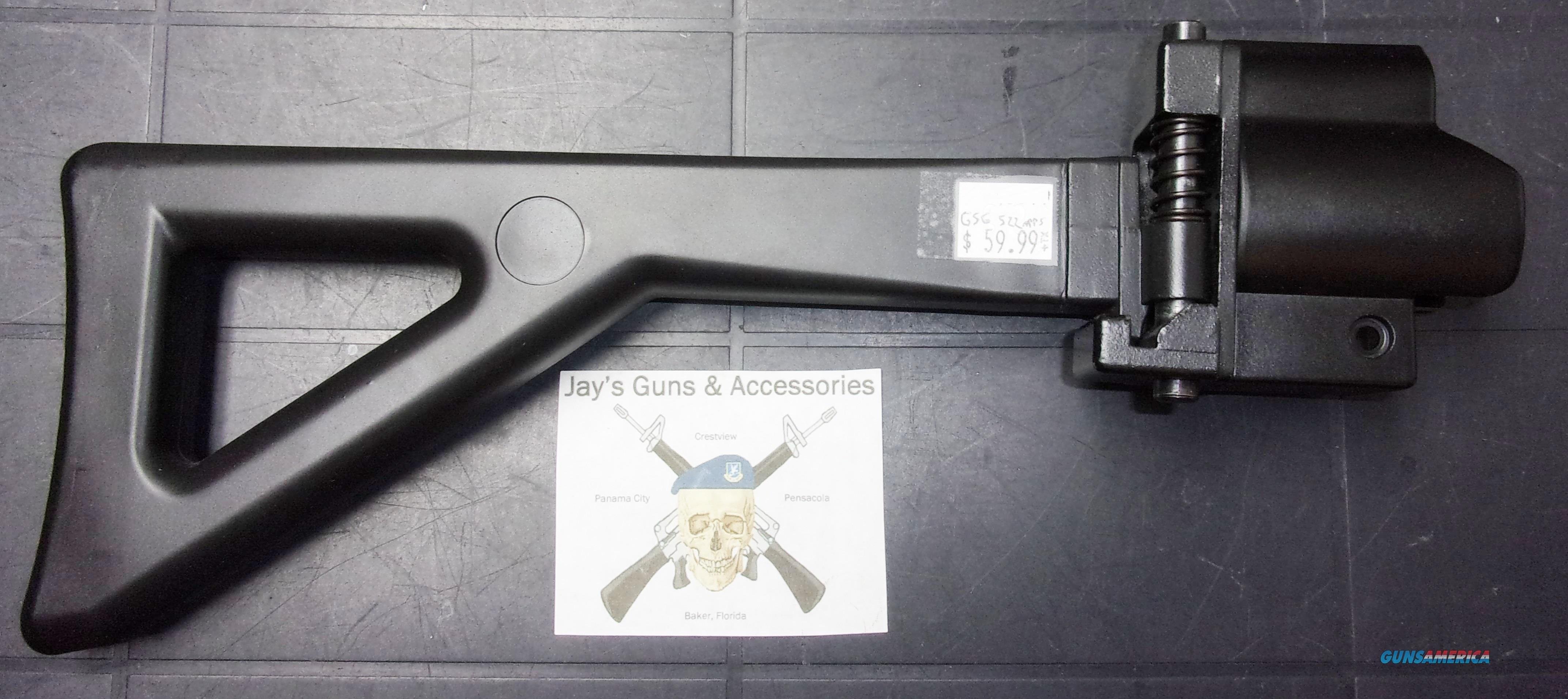 ATI/GSG 522/MP5 Side Folding Stock  Non-Guns > Gunstocks, Grips & Wood