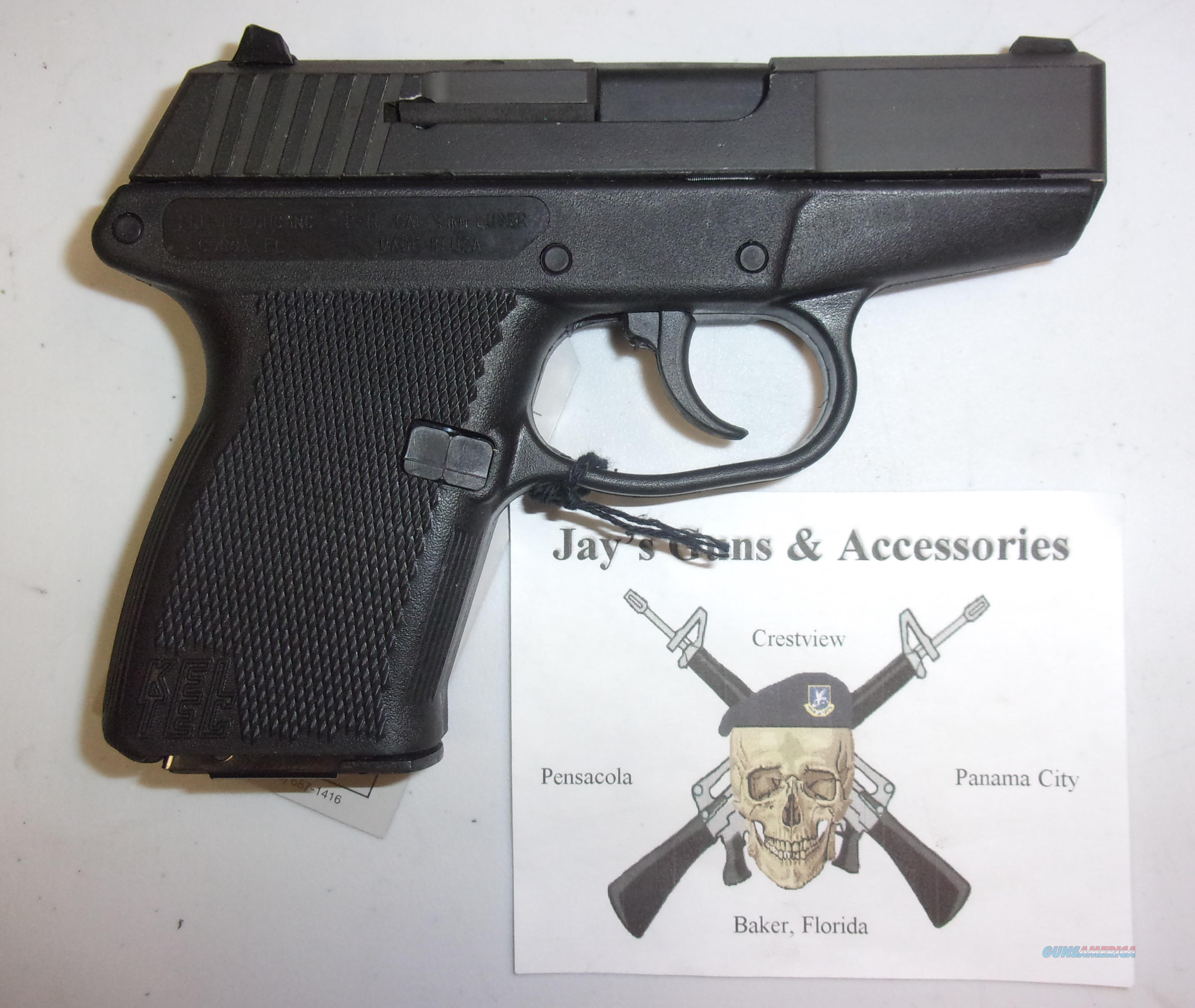 Kel-Tec P-11  Guns > Pistols > Kel-Tec Pistols > Pocket Pistol Type