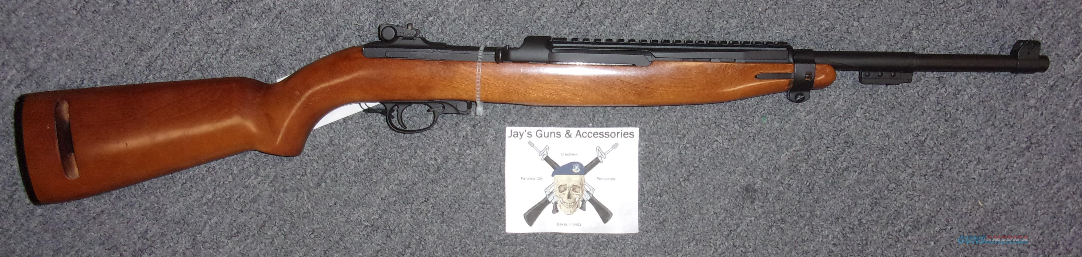 Auto Ordnance M1 Carbine  Guns > Rifles > Auto Ordnance Rifles