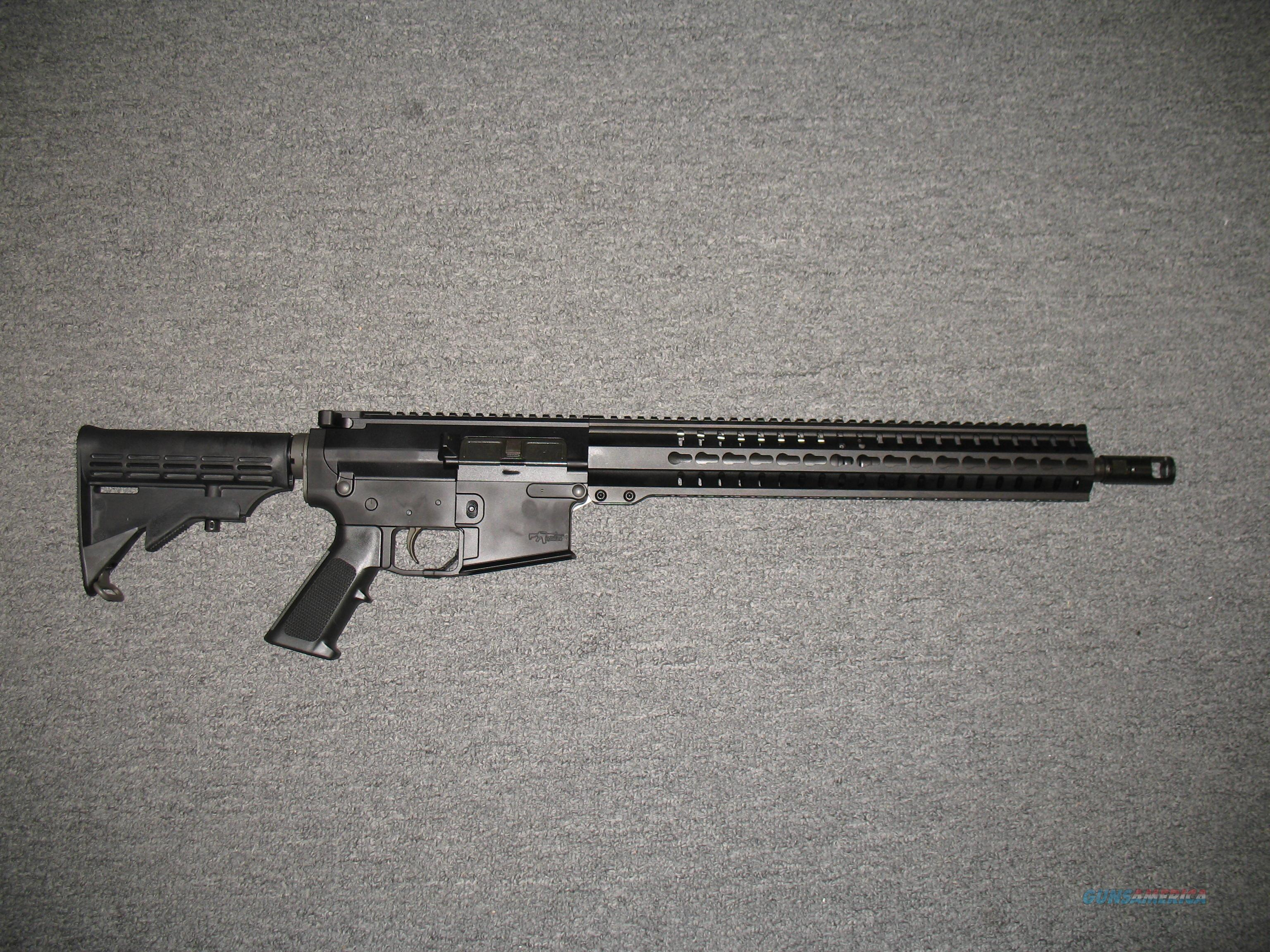 CMMG MKW-15 w/Key Mod rail forearm .458socom  Guns > Rifles > Military Misc. Rifles US > M16/AR15