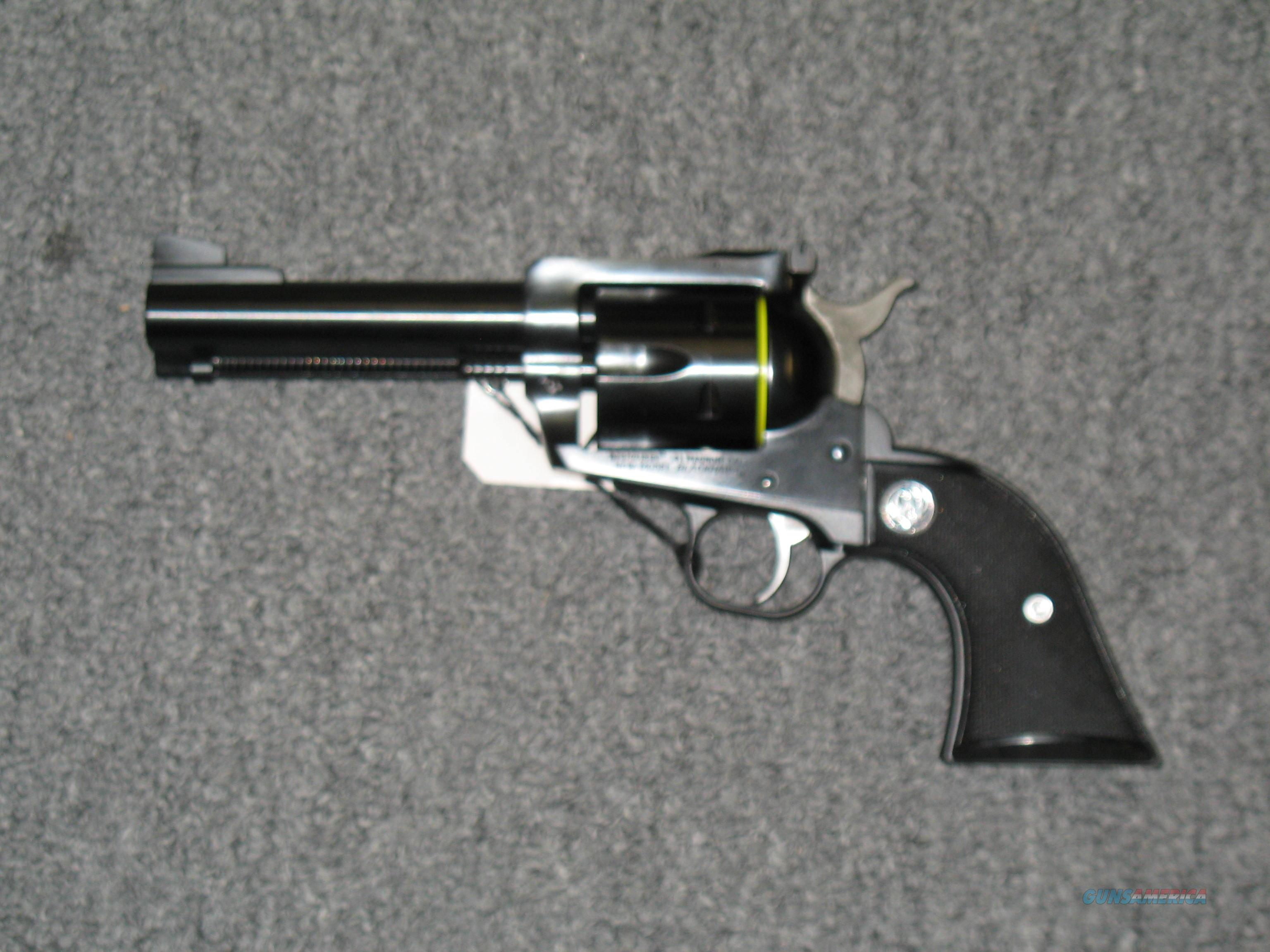 Ruger New Model Blackhawk in .41 Rem Mag  Guns > Pistols > Ruger Single Action Revolvers > Blackhawk Type