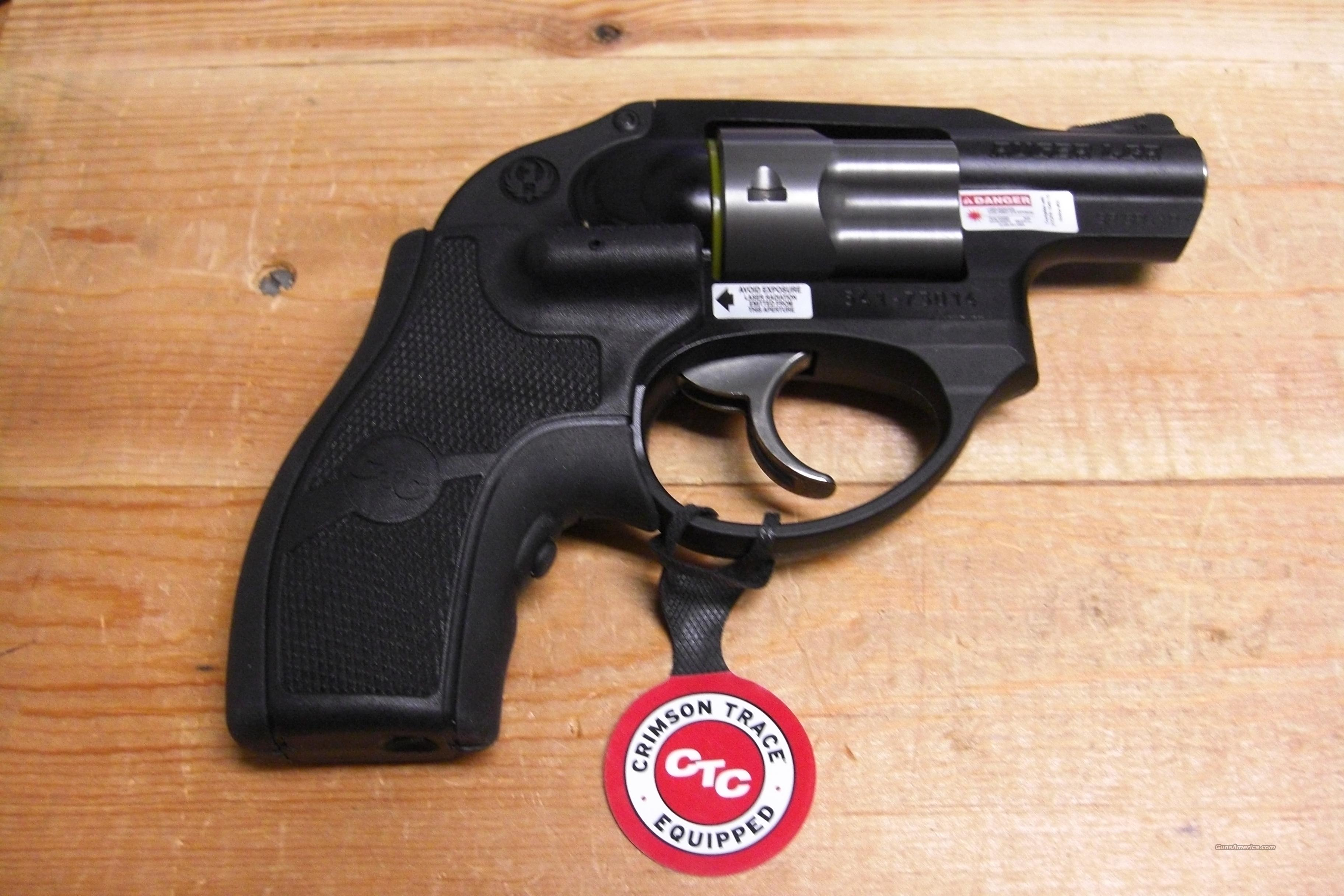 LCR w/Crimson Trace Laser Grips  Guns > Pistols > Ruger Double Action Revolver > SP101 Type