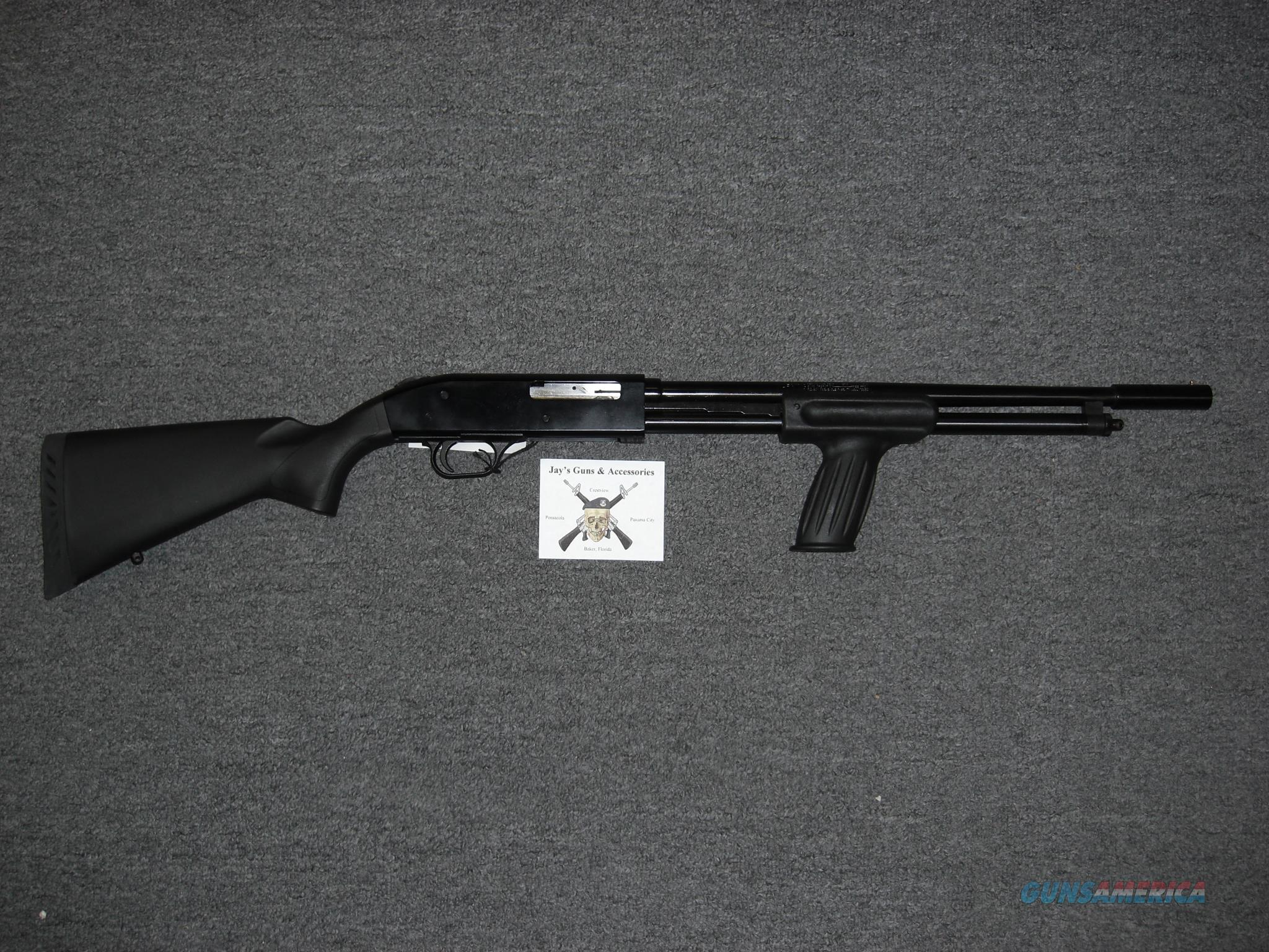 Mossberg 500 Bantam w/Youth Stock (50359)  Guns > Shotguns > Mossberg Shotguns > Pump > Tactical