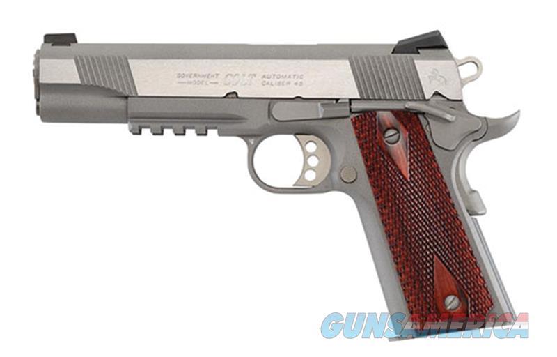 Colt Government Model (O1072RG)  Guns > Pistols > Colt Automatic Pistols (1911 & Var)