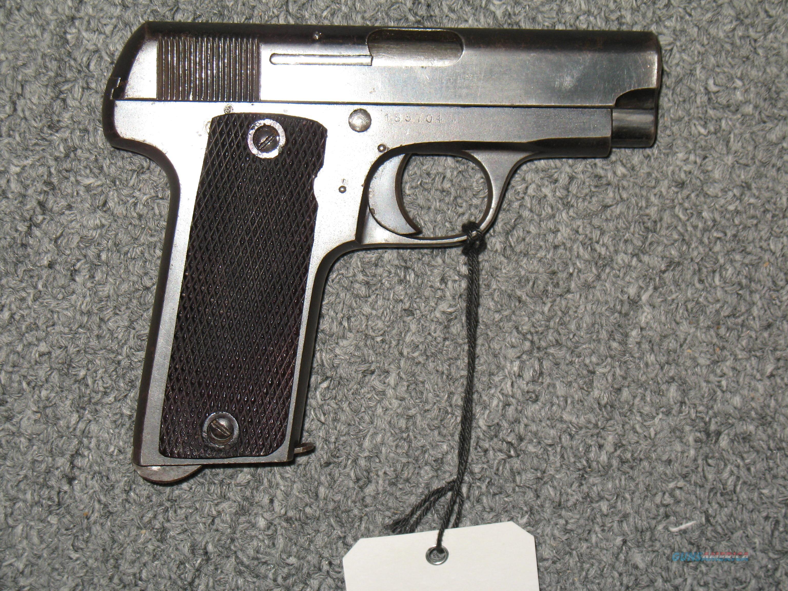 Unique Furor  Guns > Pistols > TU Misc Pistols