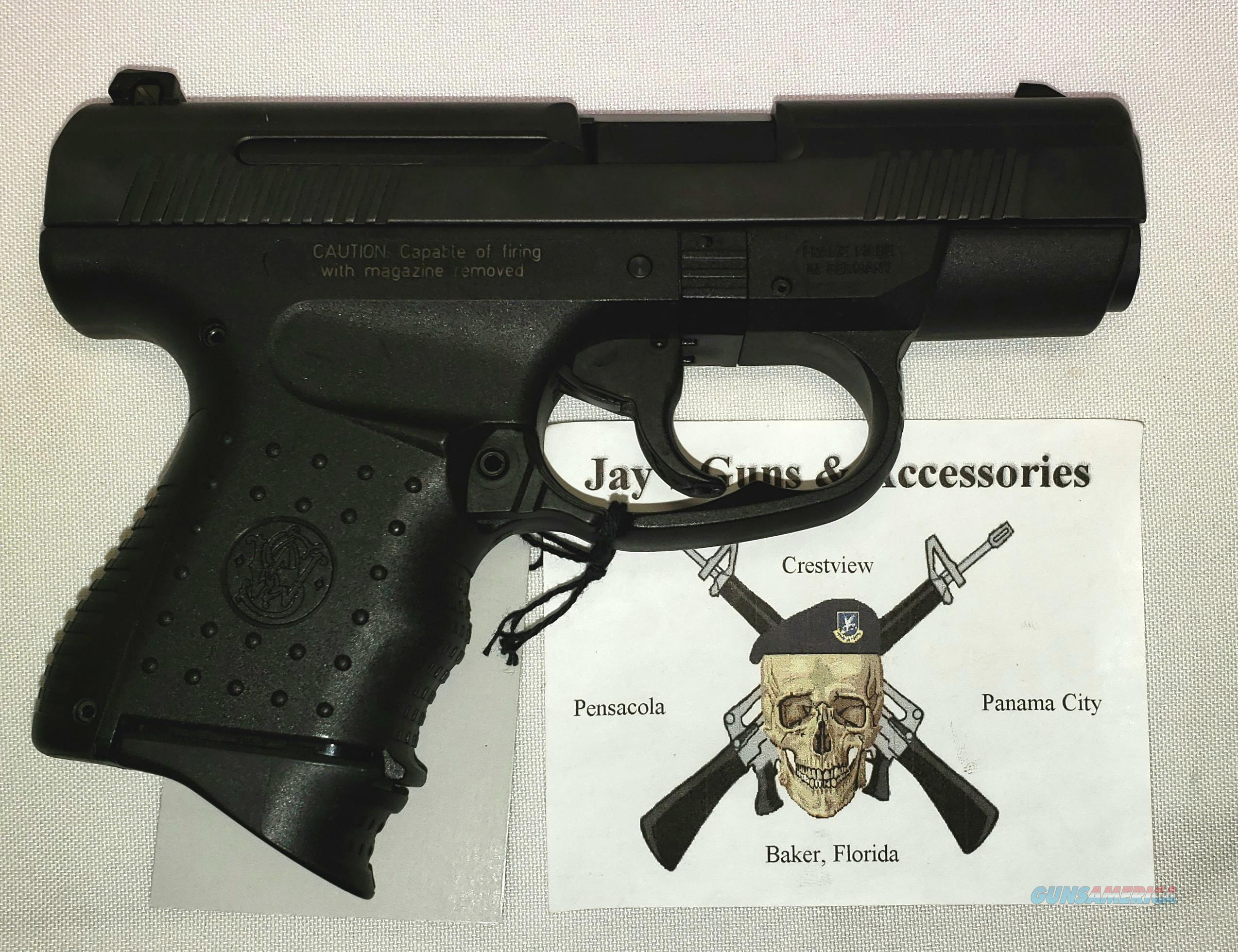 Smith & Wesson SW990L  Guns > Pistols > Smith & Wesson Pistols - Autos > Alloy Frame