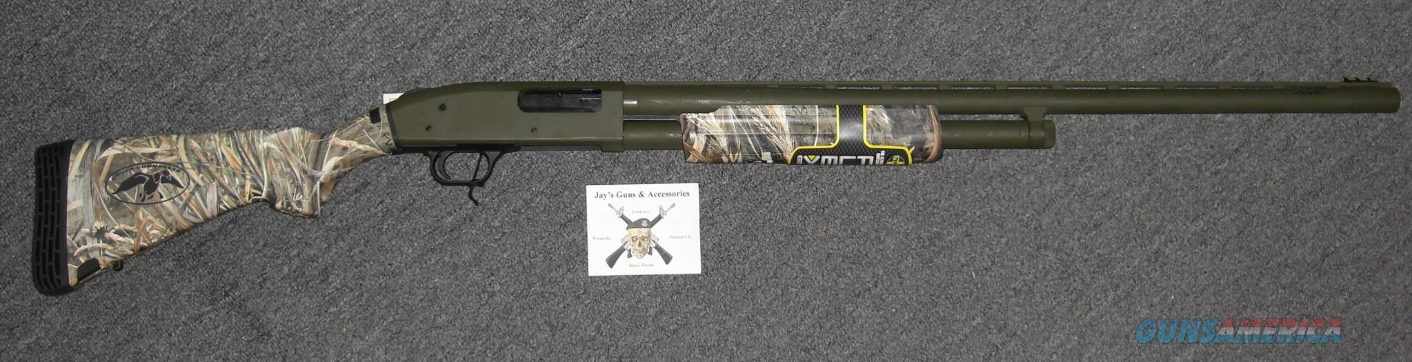 Mossberg 500 Flex Duck Commander (85006)  Guns > Shotguns > Mossberg Shotguns > Pump > Sporting