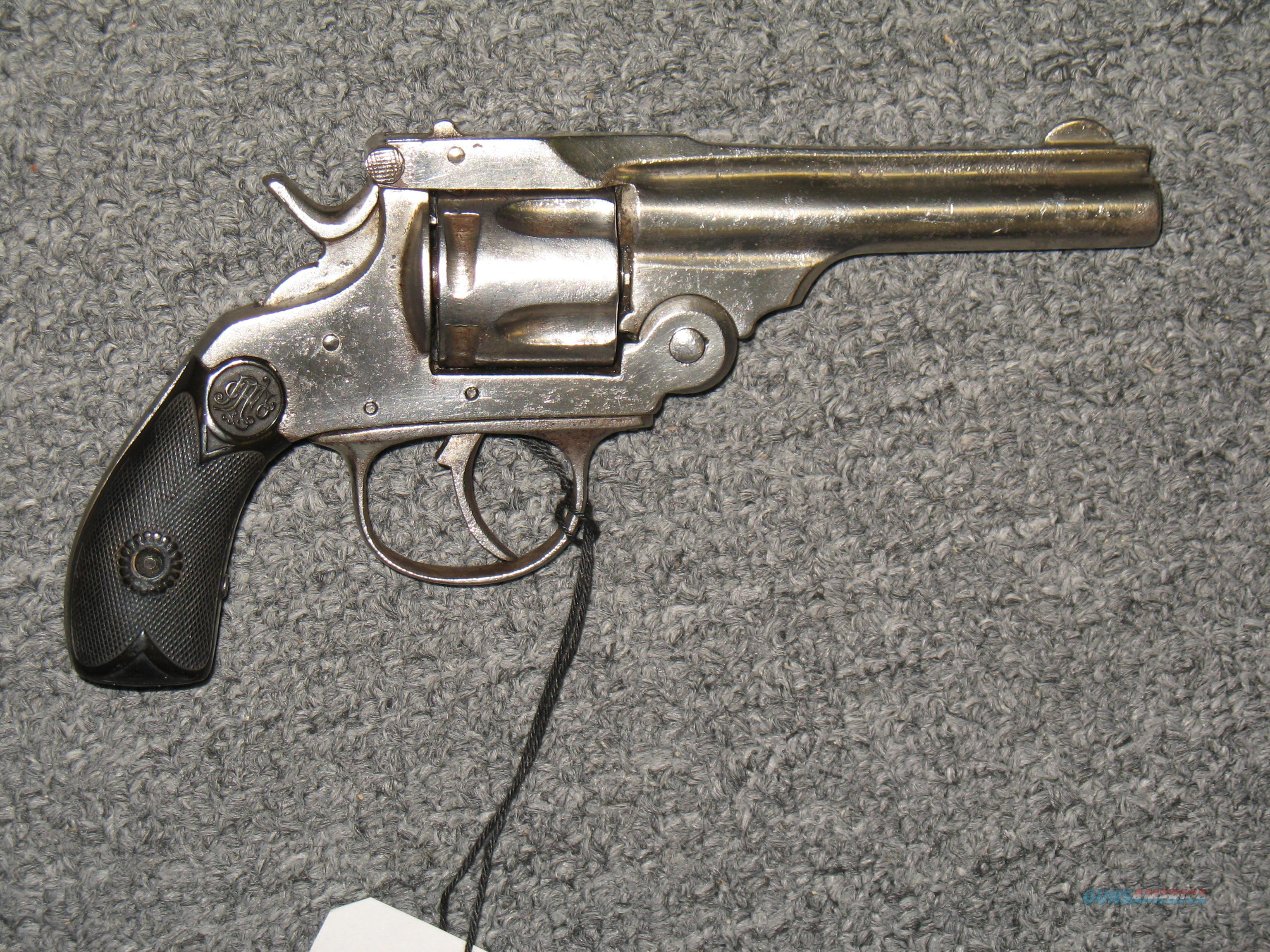 Smith & Wesson Model 2  Guns > Pistols > Smith & Wesson Revolvers > Small Frame ( J )