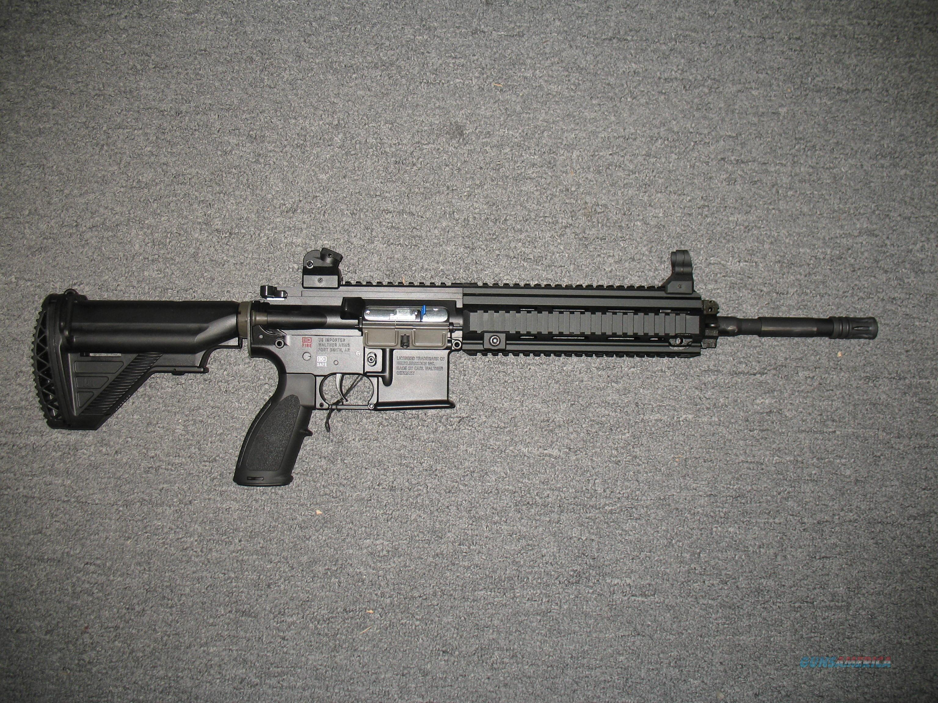 HK416D  Guns > Rifles > Heckler & Koch Rifles > Tactical