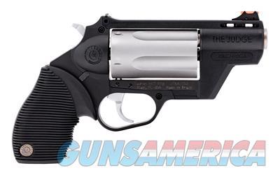Taurus 4510 Public Defender Poly (2-441029TCPLY)  Guns > Pistols > Taurus Pistols > Revolvers