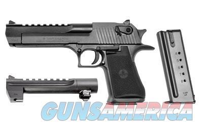 Magnum Research Desert Eagle (DE50WB6) 2 Bbl Set  Guns > Pistols > Magnum Research Pistols