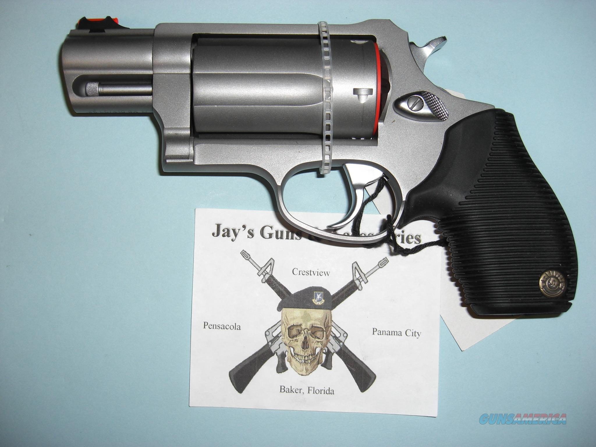 Taurus The Judge Public Defender  Guns > Pistols > Taurus Pistols > Revolvers