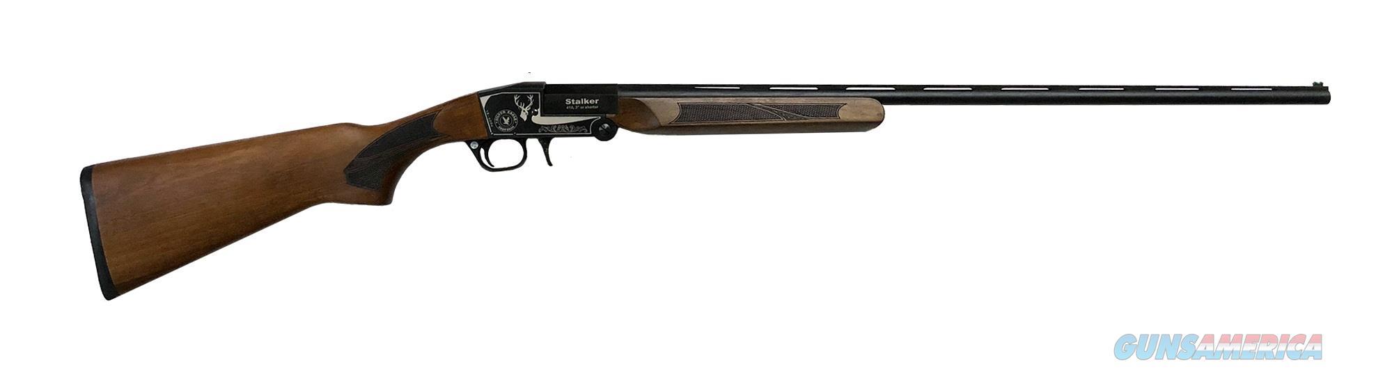 Silver Eagle/TR Imports Stalker (TK3628)  Guns > Shotguns > S Misc Shotguns