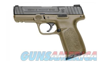 Smith & Wesson SD40 w/FDE Frame  Guns > Pistols > Smith & Wesson Pistols - Autos > Polymer Frame