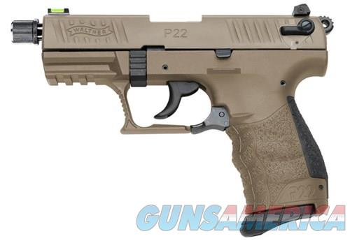 Walther P-22 (512.07.53)  Guns > Pistols > Walther Pistols > Post WWII > P22