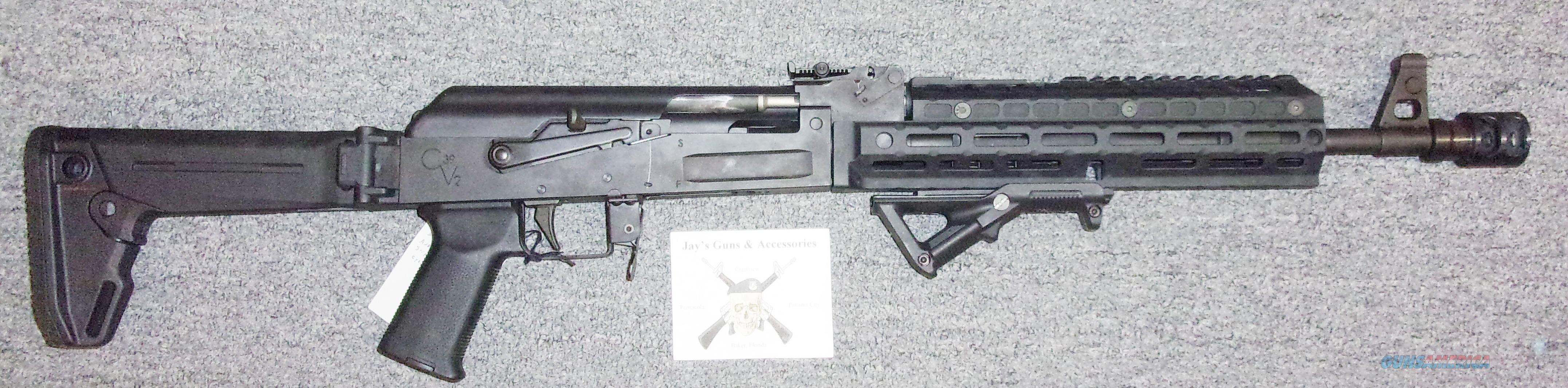 Century Arms C39V2 w/Milled Receiver  Guns > Rifles > Century International Arms - Rifles > Rifles