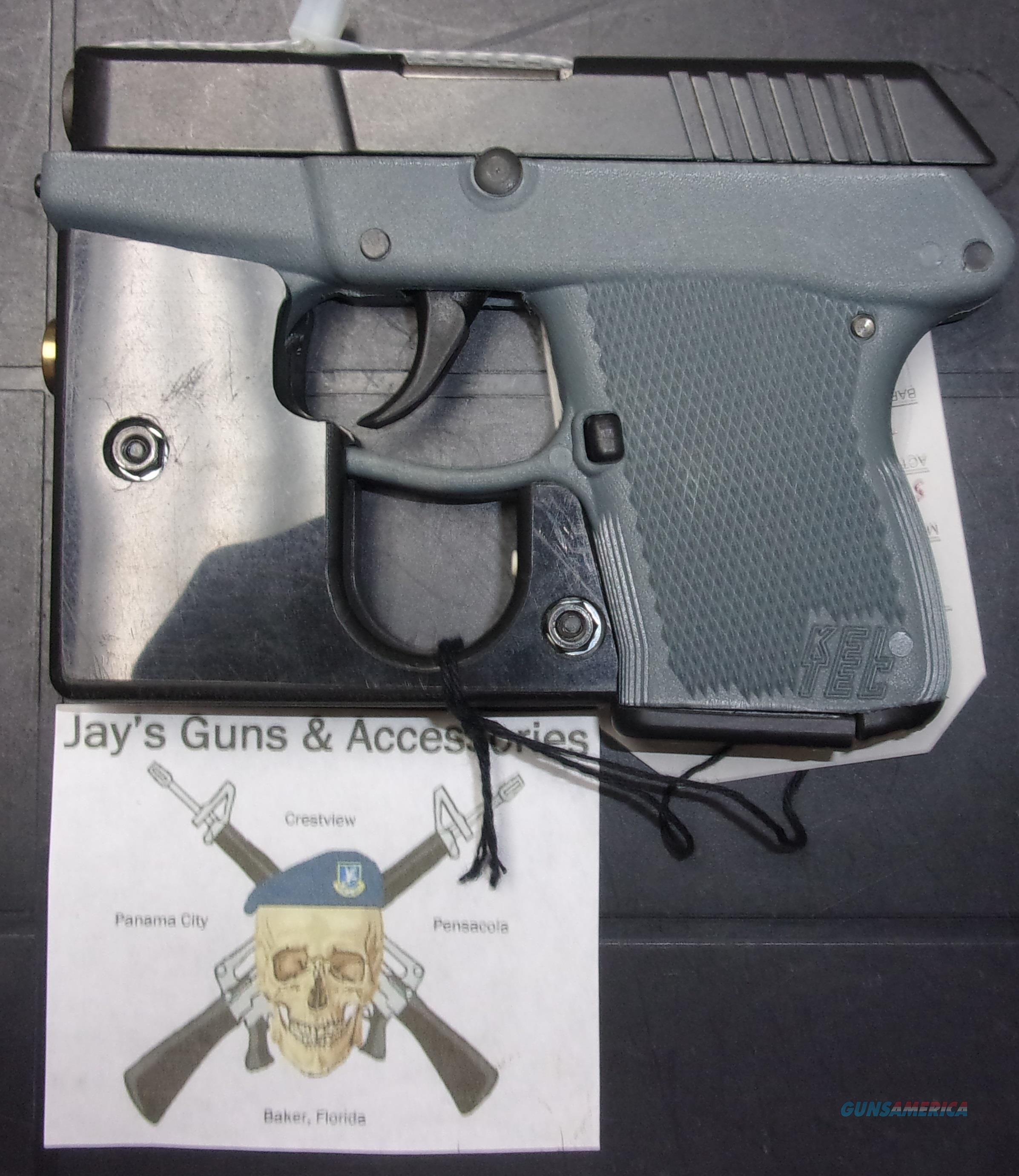 Kel-Tec P-3AT w/Laser  Guns > Pistols > Kel-Tec Pistols > Pocket Pistol Type