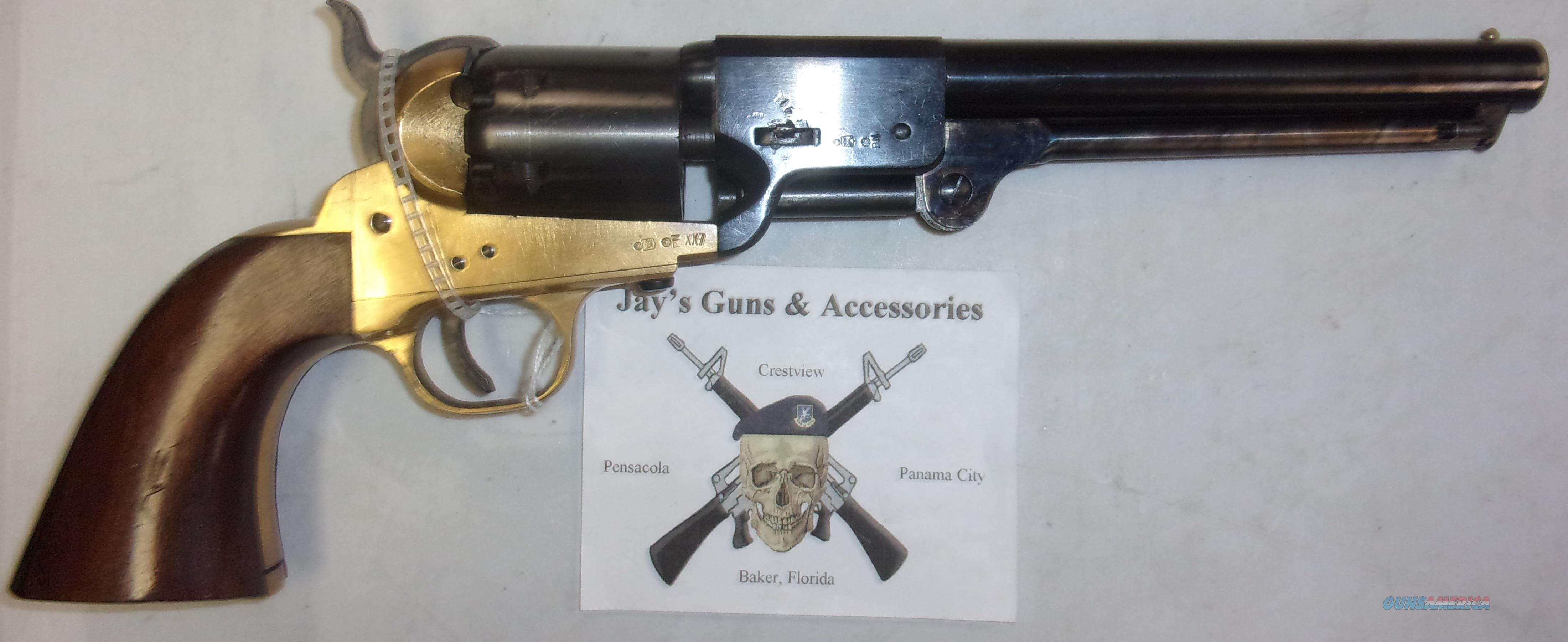 Navy Arms .36 BP  Non-Guns > Black Powder Cartridge