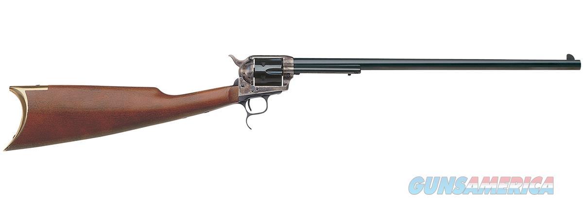 Uberti Revolver Carbine Target (345190)  Guns > Rifles > Uberti Rifles > Revolving