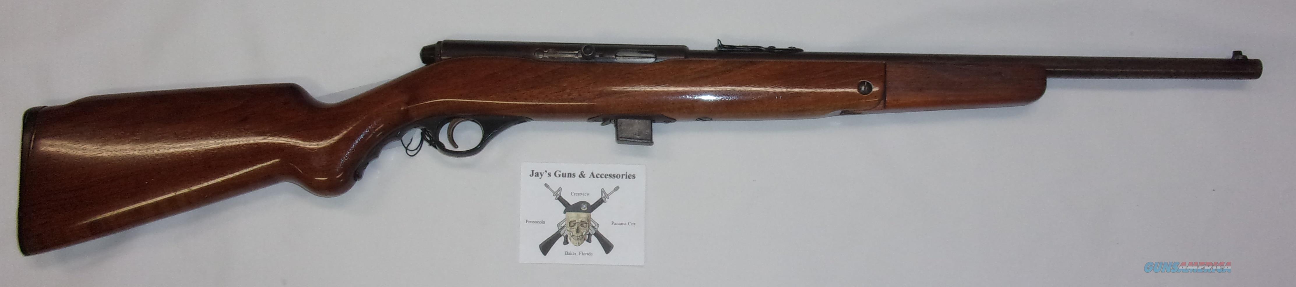 Mossberg 152K  Guns > Rifles > Mossberg Rifles > Auto-loading Rimfire