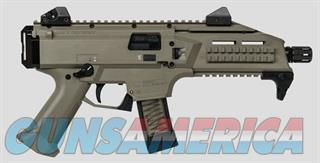 CZ Scorpion Evo 3 S1 w/OD Green Finish  Guns > Pistols > CZ Pistols