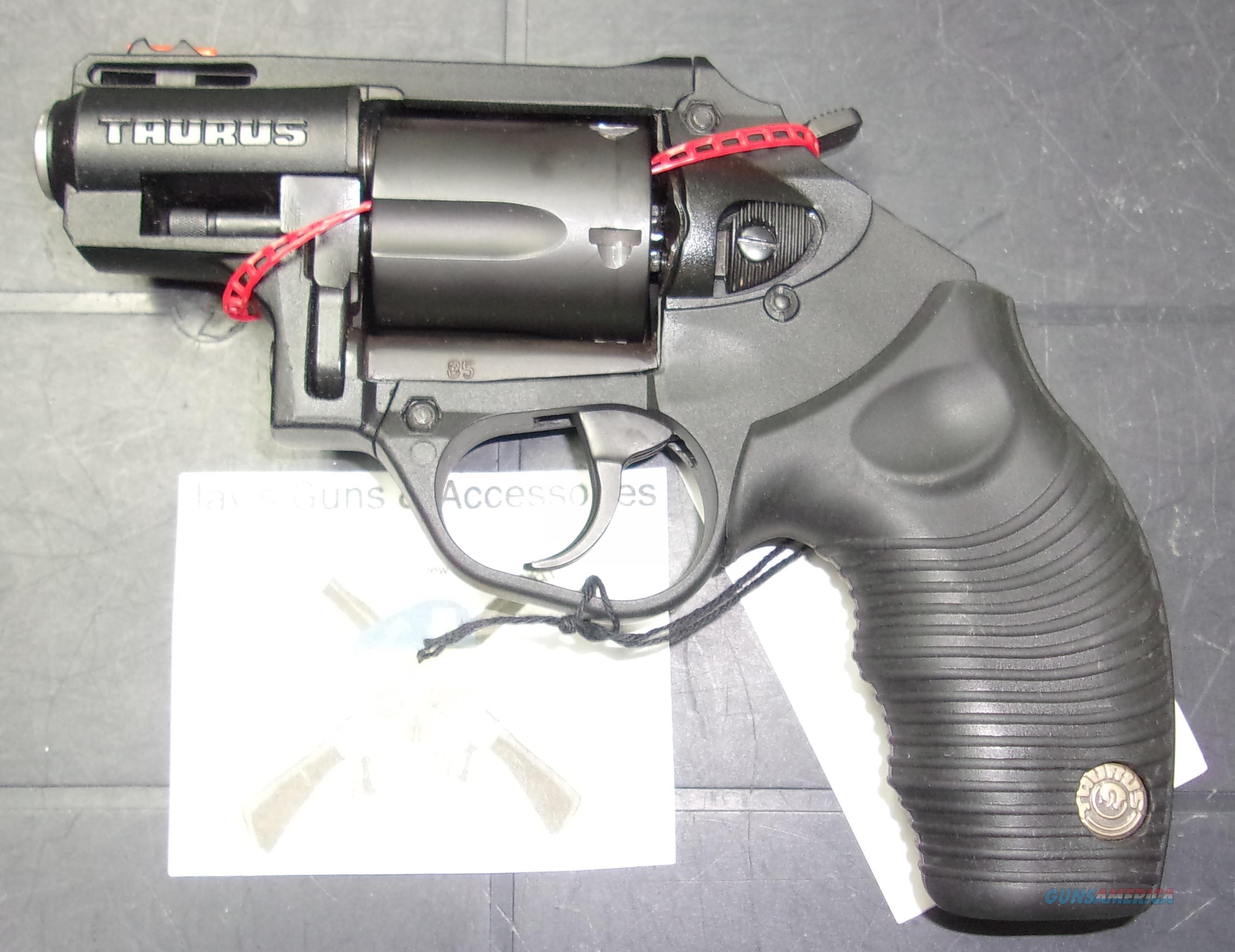 Taurus 85 Protector Poly  Guns > Pistols > Taurus Pistols > Revolvers