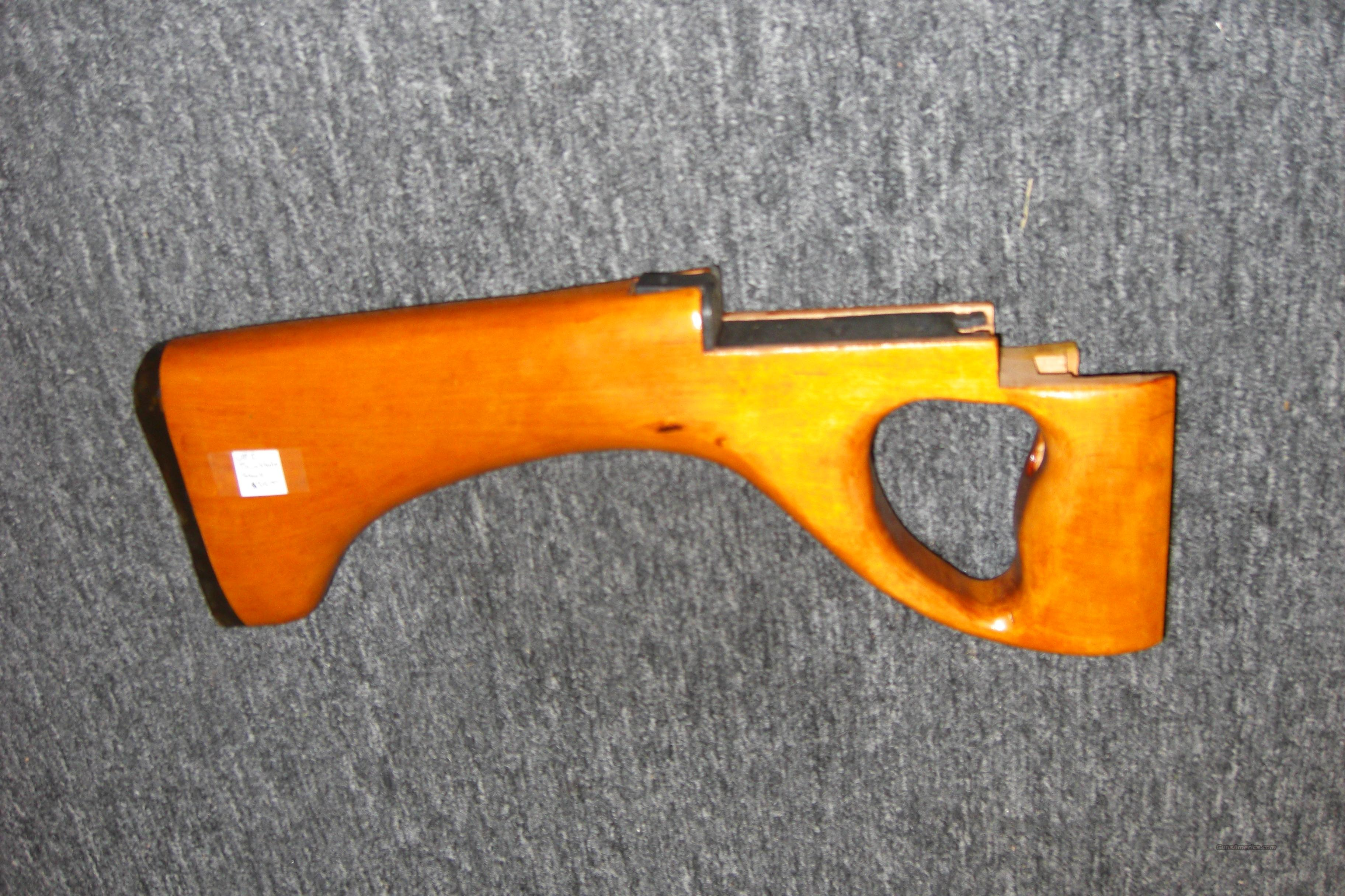 Uzi thumbhole stock  Non-Guns > Gunstocks, Grips & Wood