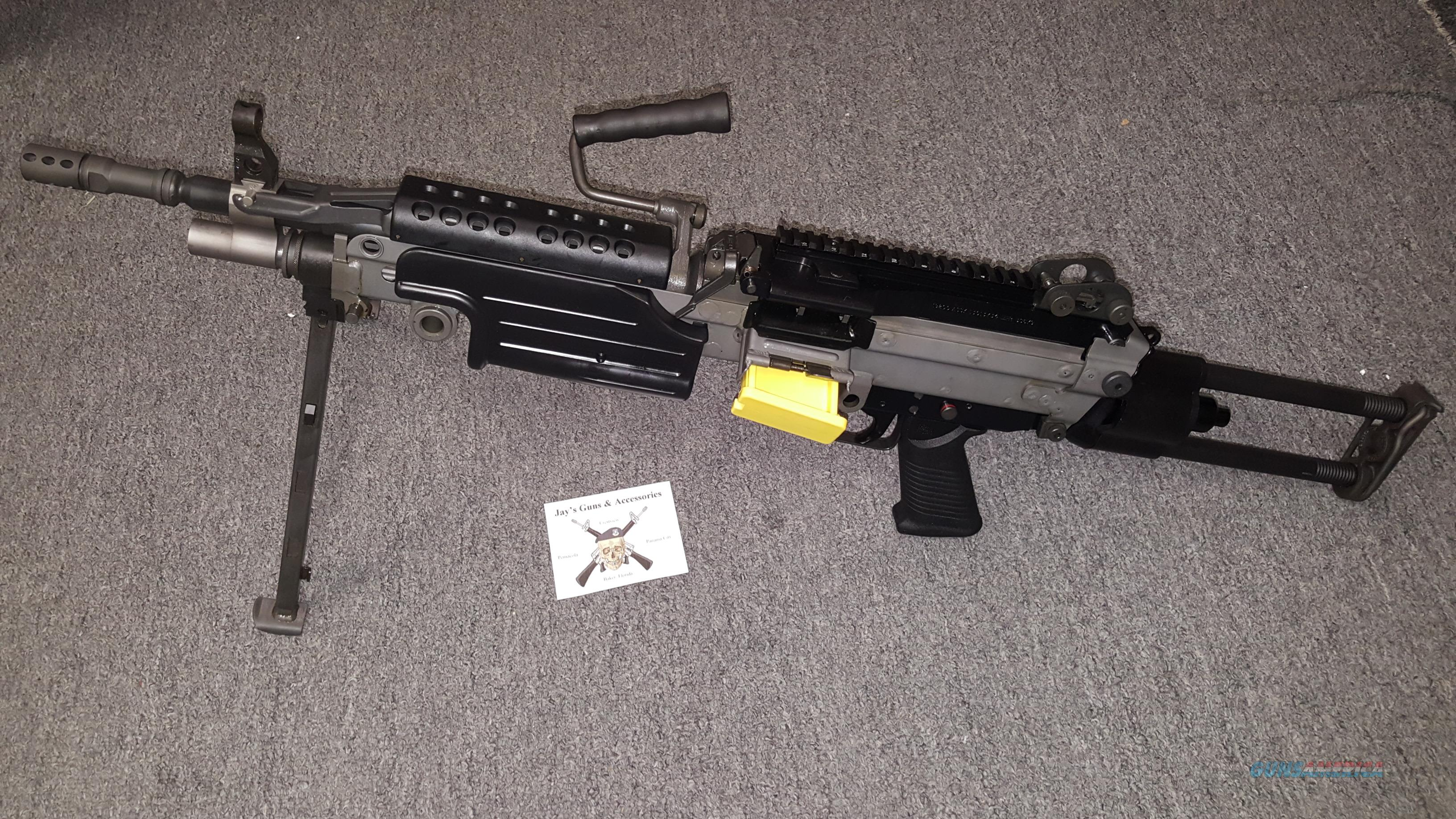 FNH M249 PARA  Guns > Rifles > FNH - Fabrique Nationale (FN) Rifles > Semi-auto > Other