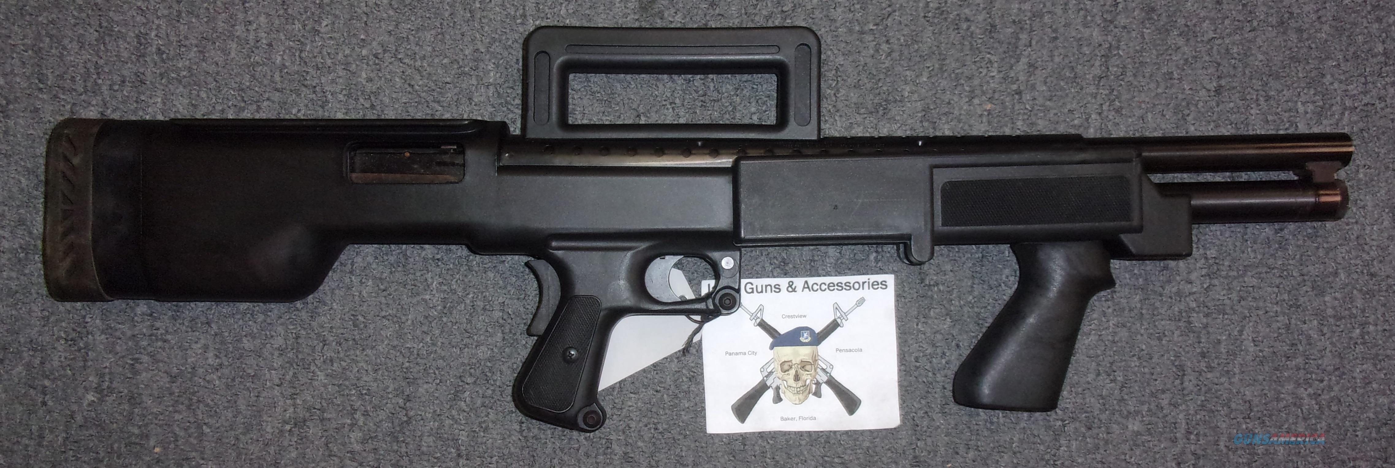 Mossberg 500 Bullpup  Guns > Shotguns > Mossberg Shotguns > Pump > Tactical