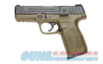 Smith & Wesson SD9 w/FDE Frame  Guns > Pistols > Smith & Wesson Pistols - Autos > Polymer Frame