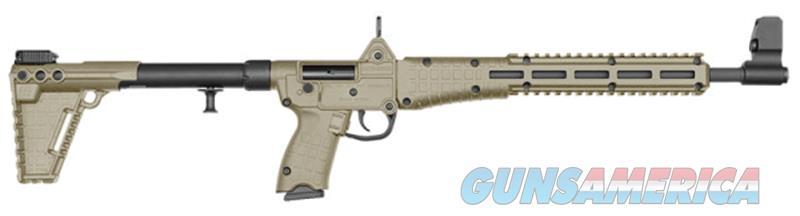 Kel-Tec Sub-2000 Gen 2 w/Tan Finish & Uses Beretta 92 Mags  Guns > Rifles > Kel-Tec Rifles