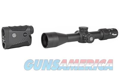 Sig Sauer SOK18BDX01 (Scope & Range Finder Combo)  Non-Guns > Scopes/Mounts/Rings & Optics > Rifle Scopes > Variable Focal Length