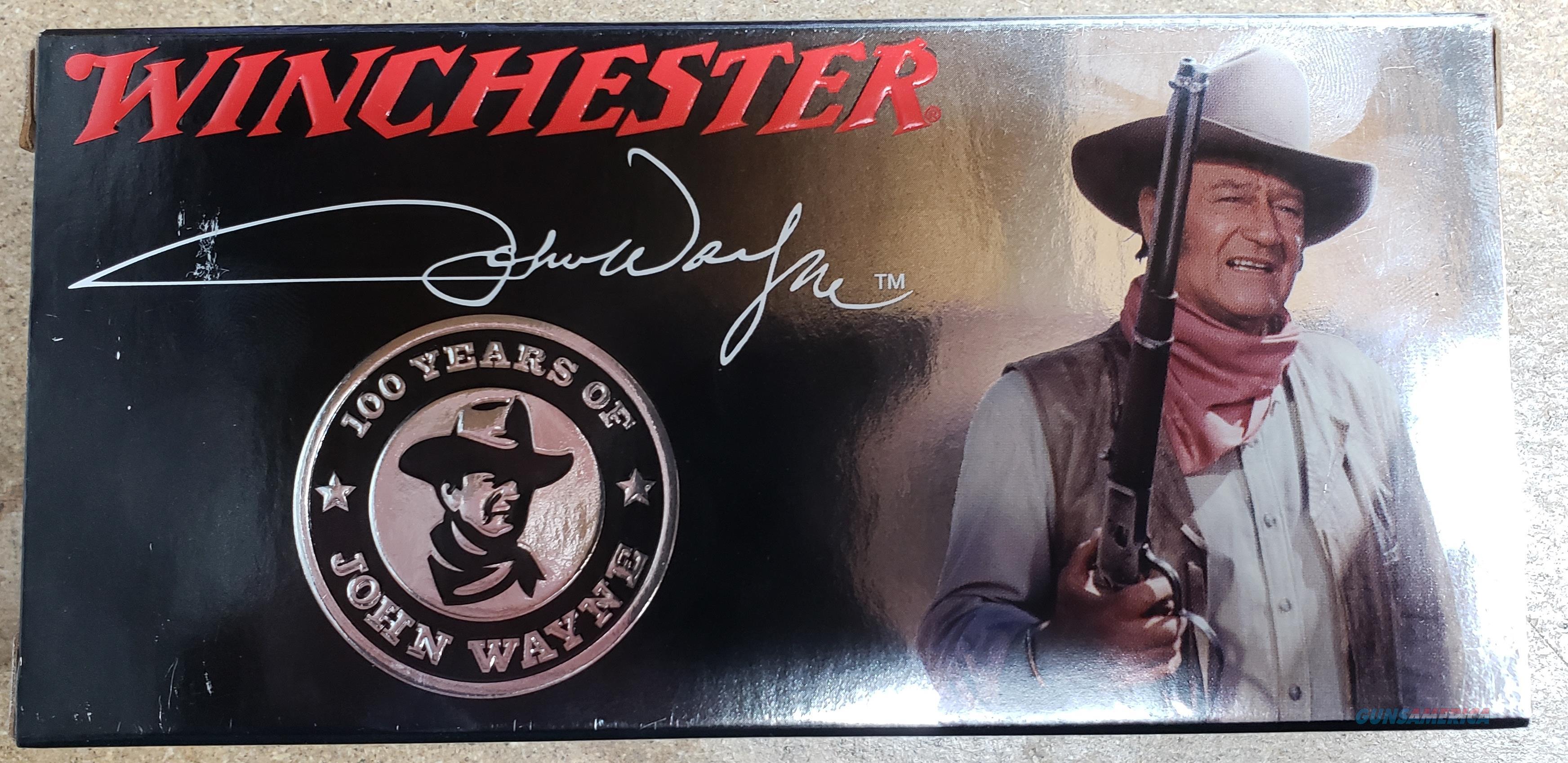 Winchester Limited Edition John Wayne Ammo in .30-30 WIN  Non-Guns > Ammunition