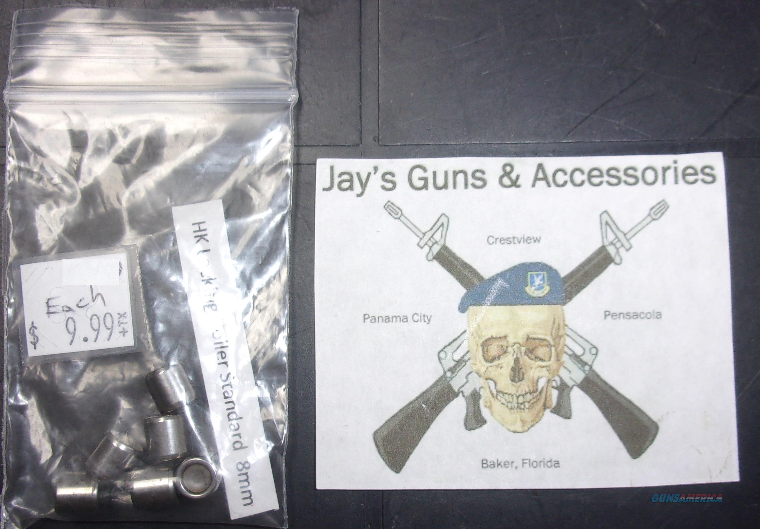 HK Locking Roller Standard 8mm  Non-Guns > Gun Parts > Rifle/Accuracy/Sniper