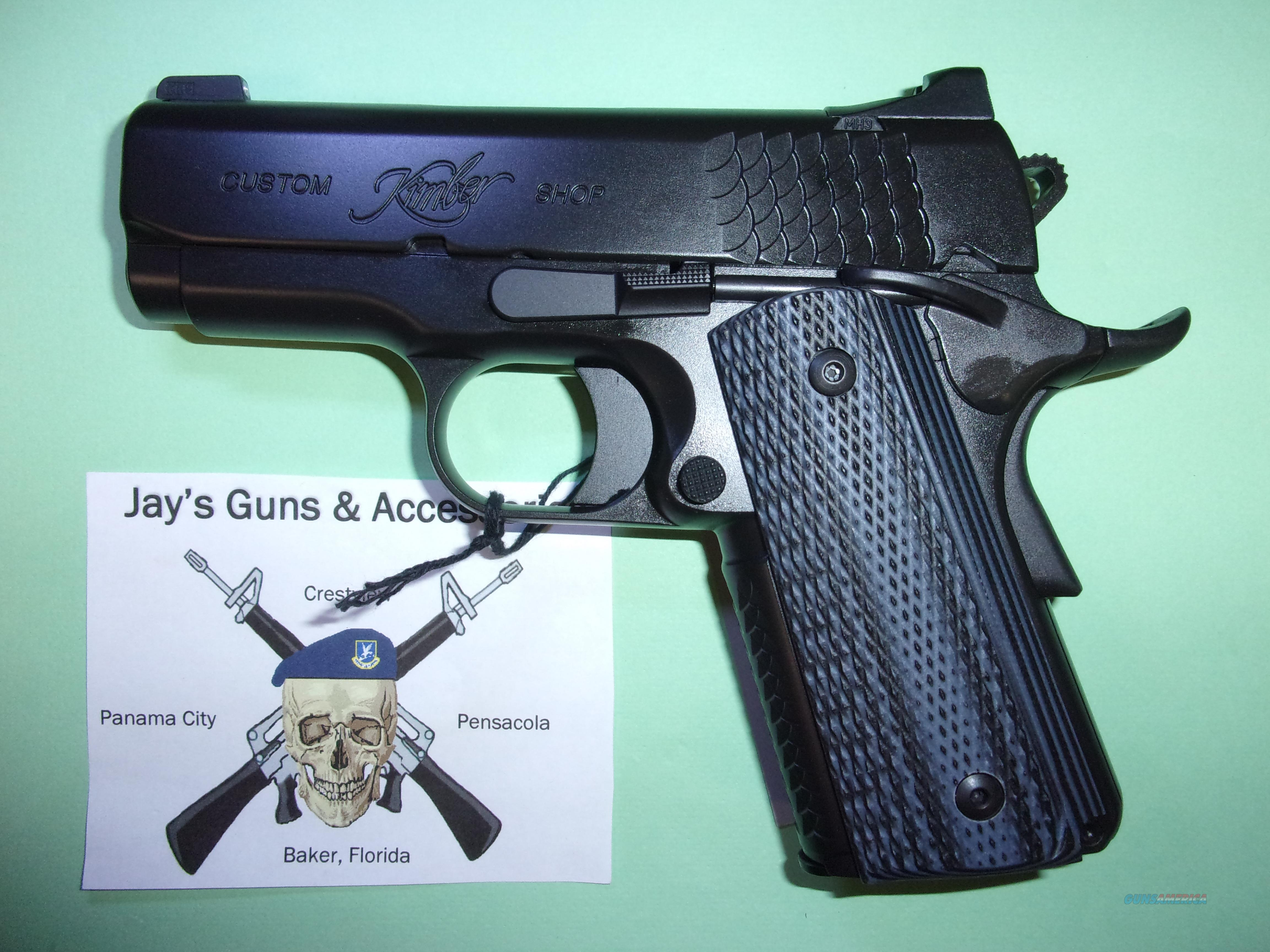 Kimber Super Carry Ultra HD  Guns > Pistols > Kimber of America Pistols > 1911