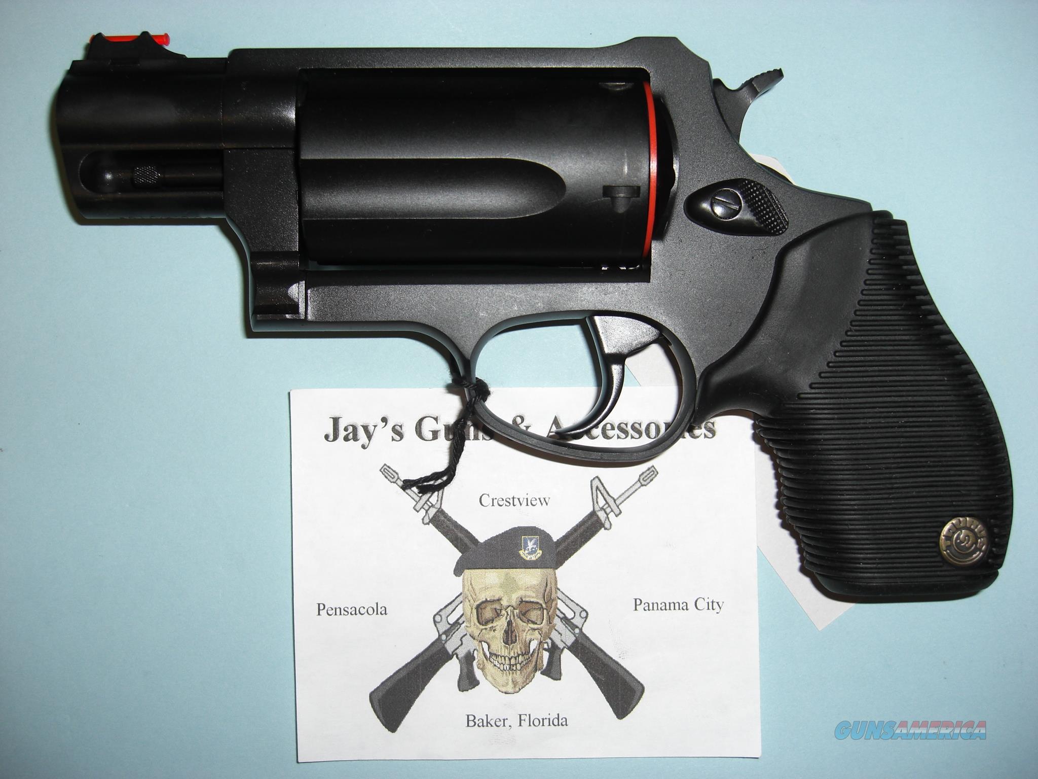Taurus 4510 Judge Public Defender  Guns > Pistols > Taurus Pistols > Revolvers