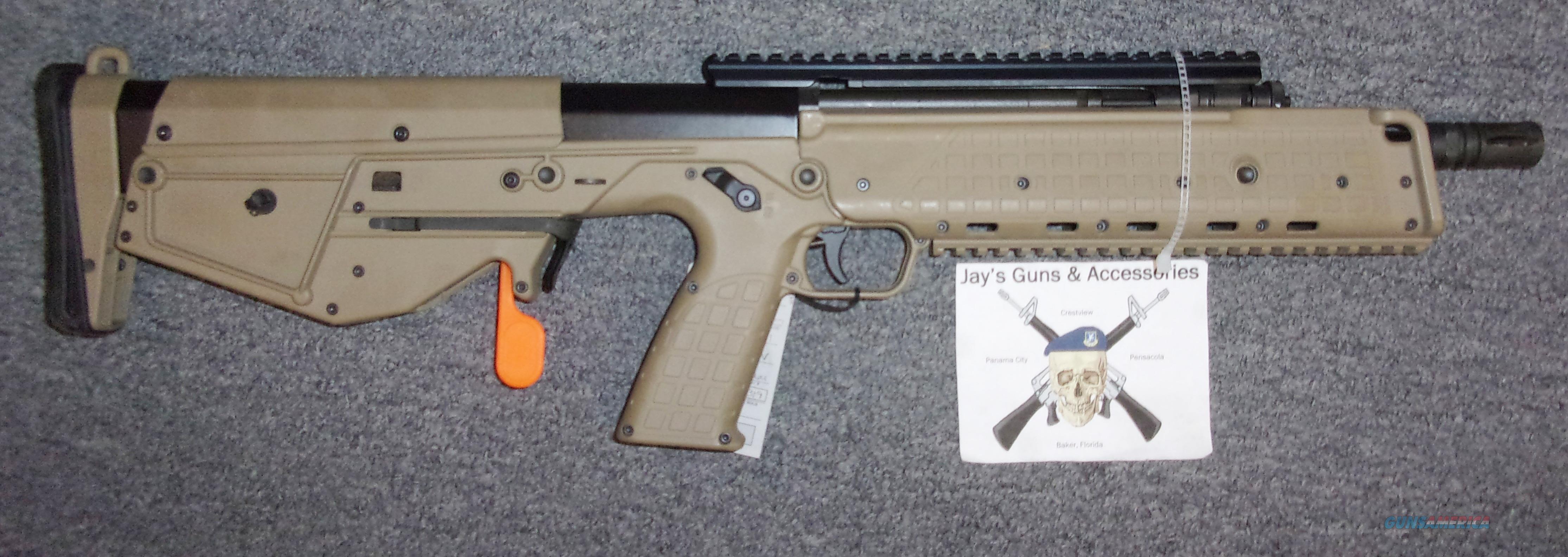 Kel-Tec RDB-17 w/Tan Finish  Guns > Rifles > Kel-Tec Rifles