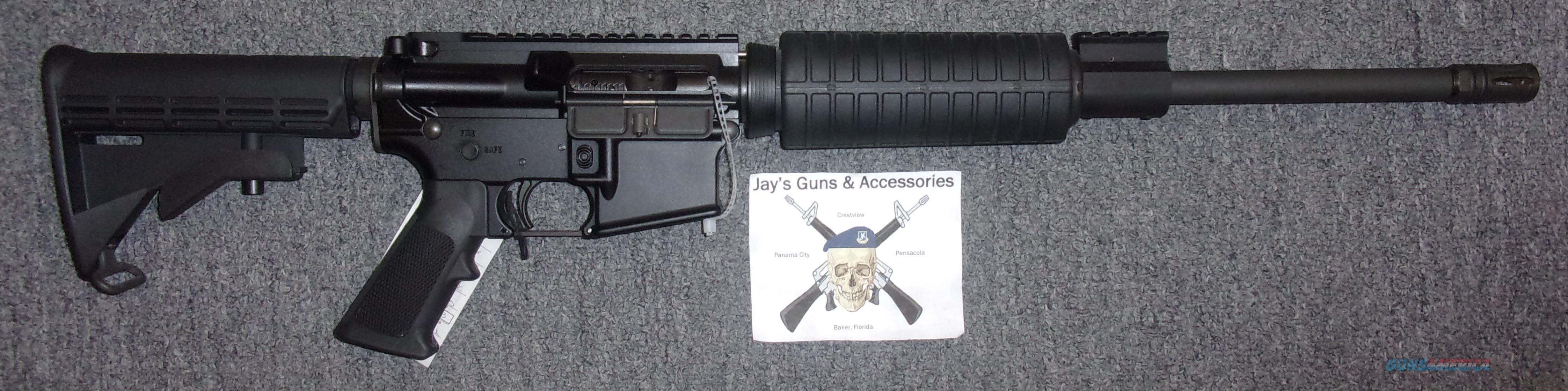 Olympic Arms M.F.R.  Guns > Rifles > Olympic Arms Rifles