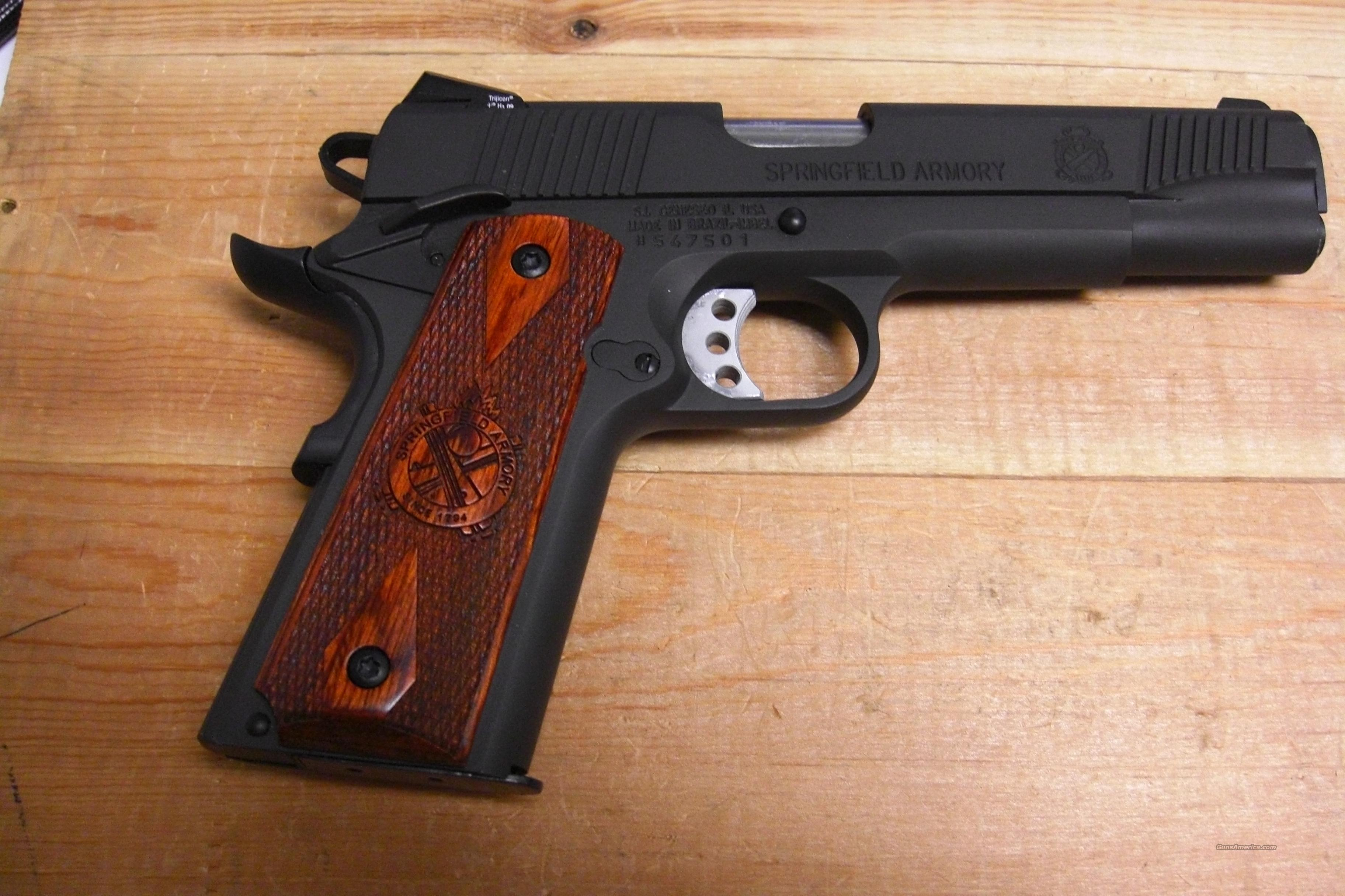 1911-A1 Loaded  Guns > Pistols > Springfield Armory Pistols > 1911 Type