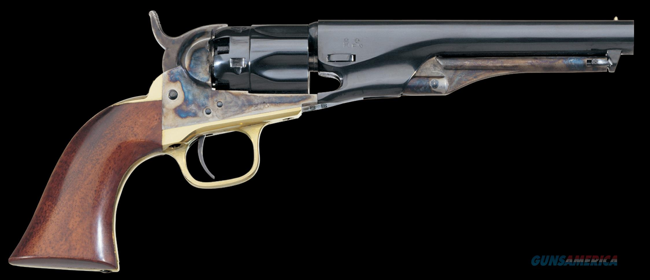 Uberti 1862 Police Revolver (340710)  Non-Guns > Black Powder Cartridge