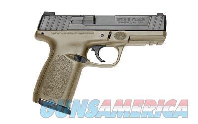 Smith & Wesson SD40 (11999)  Guns > Pistols > Smith & Wesson Pistols - Autos > Polymer Frame