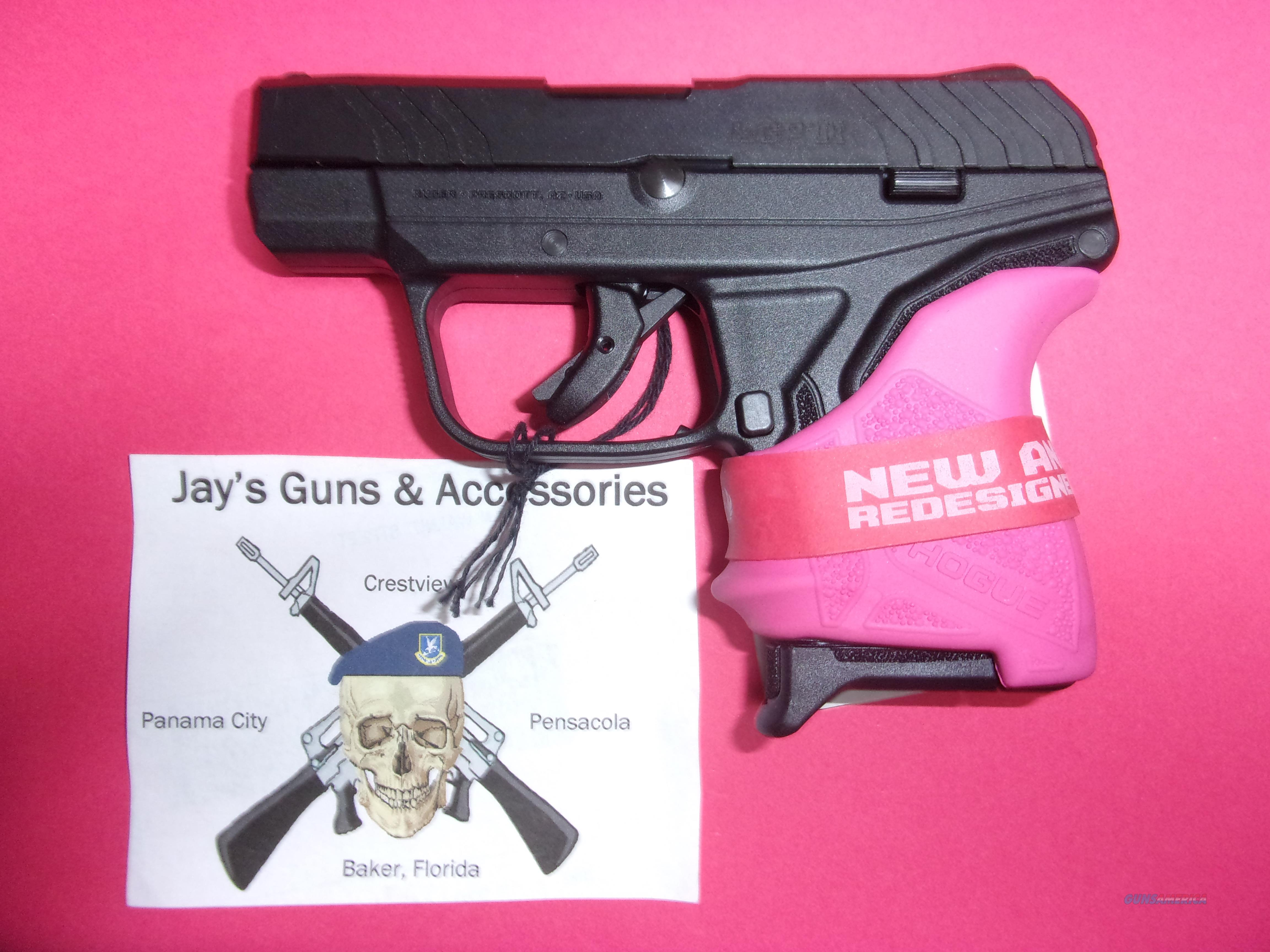 Ruger LCP II (03777) w/Pink Grips  Guns > Pistols > Ruger Semi-Auto Pistols > LCP