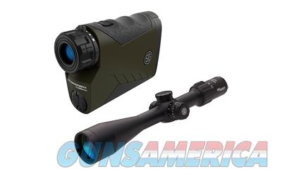 Sig Sauer BDX Combo Kit (Riflescope & Range Finder)  Non-Guns > Scopes/Mounts/Rings & Optics > Rifle Scopes > Variable Focal Length