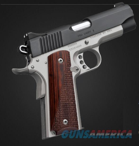 Kimber Pro Carry II  Guns > Pistols > Kimber of America Pistols > 1911