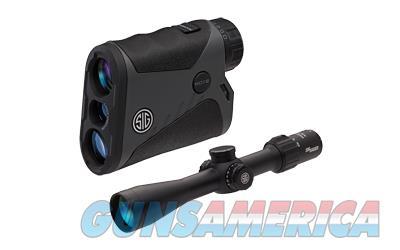 Sig Sauer SOK14BDX01 (Scope & Range Finder Combo)  Non-Guns > Scopes/Mounts/Rings & Optics > Rifle Scopes > Variable Focal Length