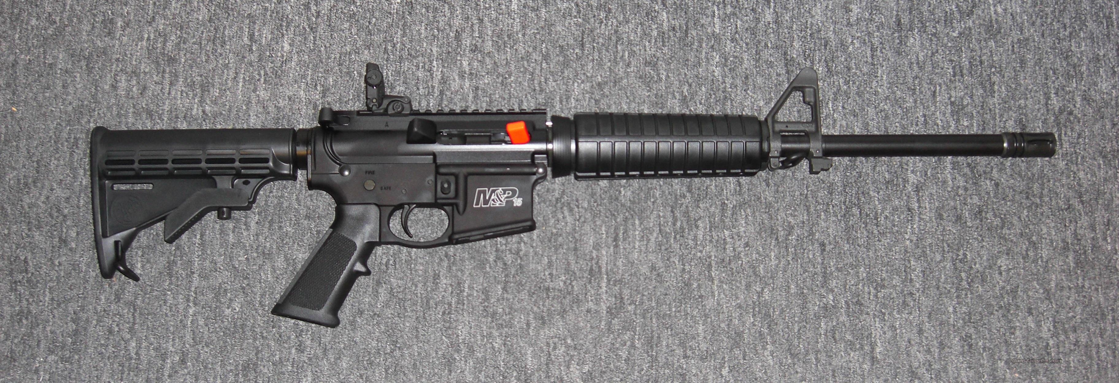 M&P 15 Sport  Guns > Rifles > Smith & Wesson Rifles > M&P